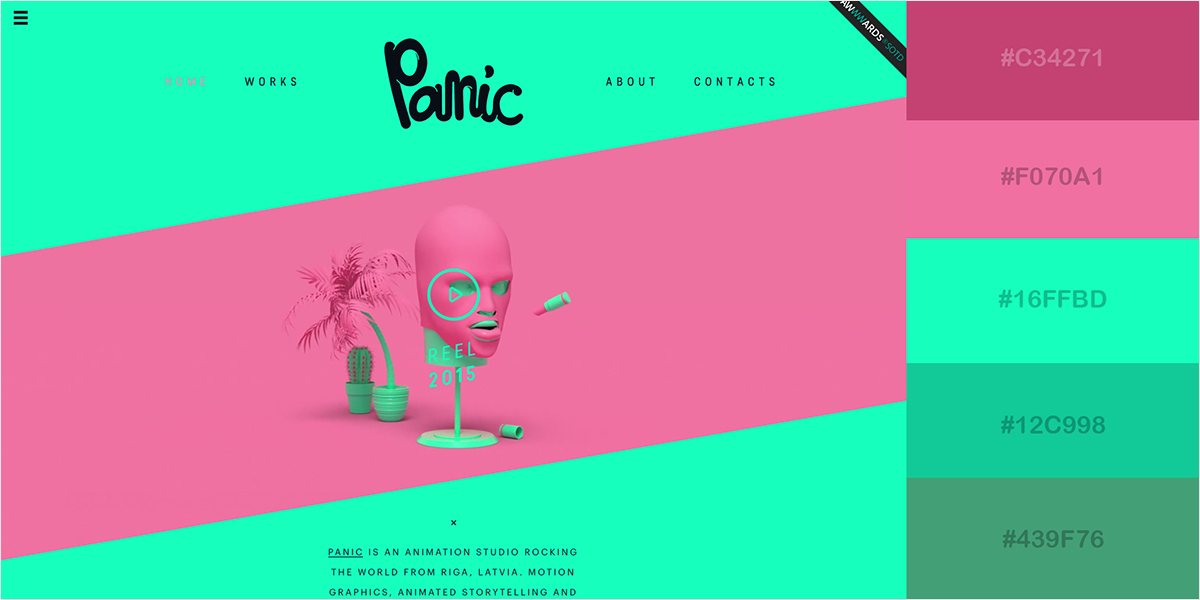 website color scheme 49