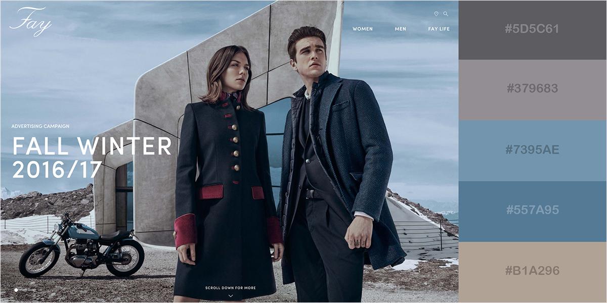 website color scheme 7