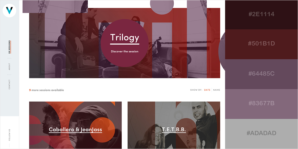 website color scheme 8