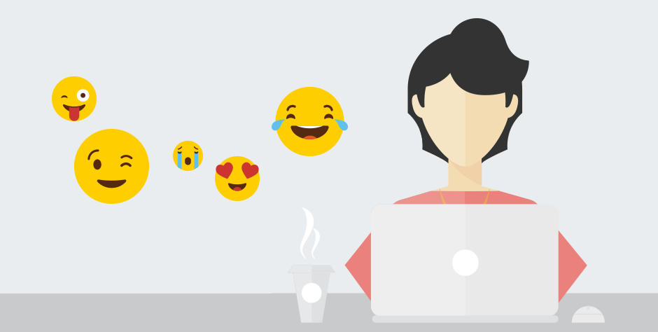 guerrilla marketing ideas emojis