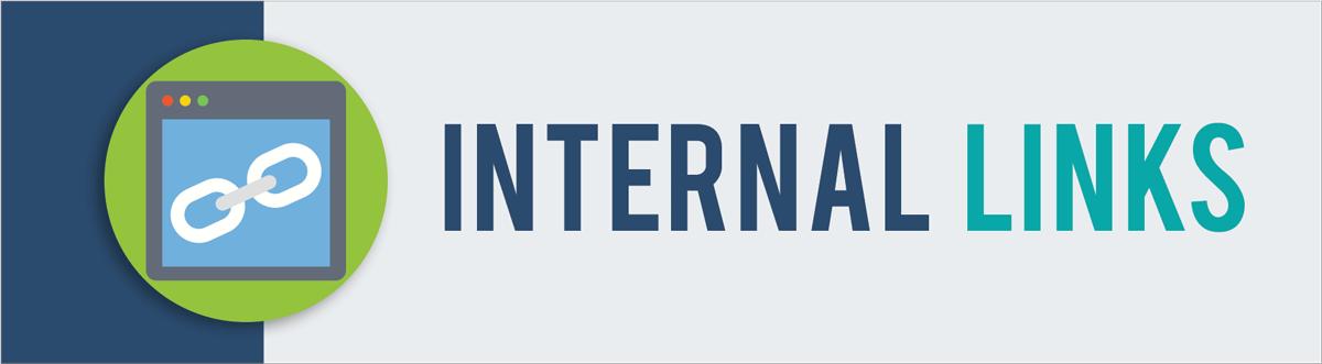 increase website traffic internal-links