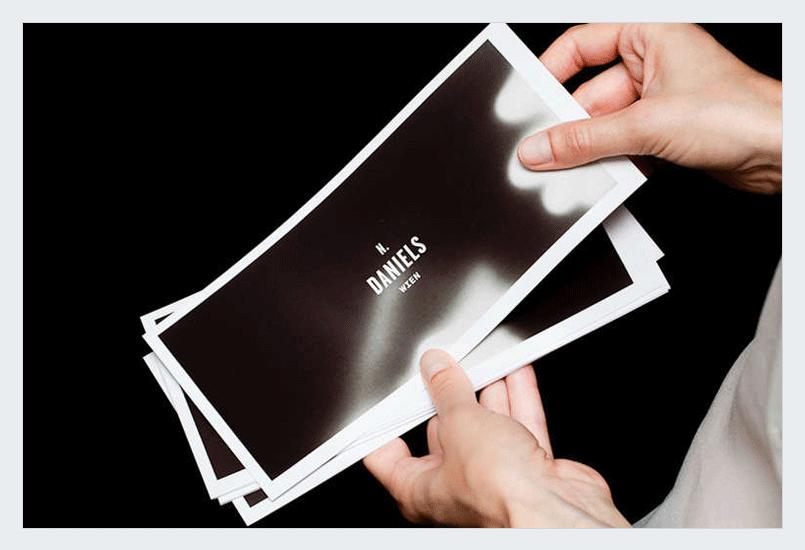 guerrilla marketing ideas heat sensitive business cards