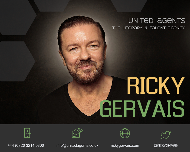 after visual resume ricky gervais