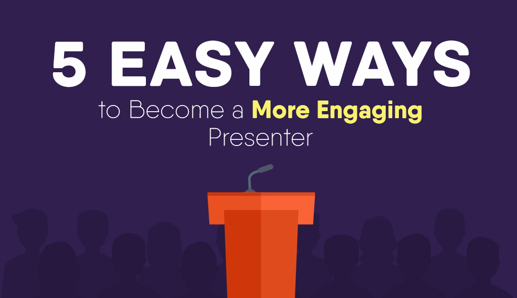 podium how to become a more engaging presenter