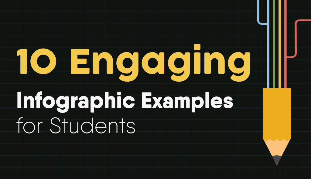 10 fun infographic examples for students