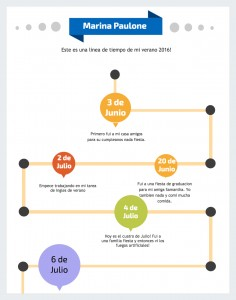 10 Fun Infographic Examples for Students | Visual Learning ...