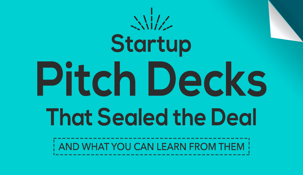 Best Pitch Decks That Sealed The Deal Visual Learning Center By Visme - Awesome free pitch deck template scheme