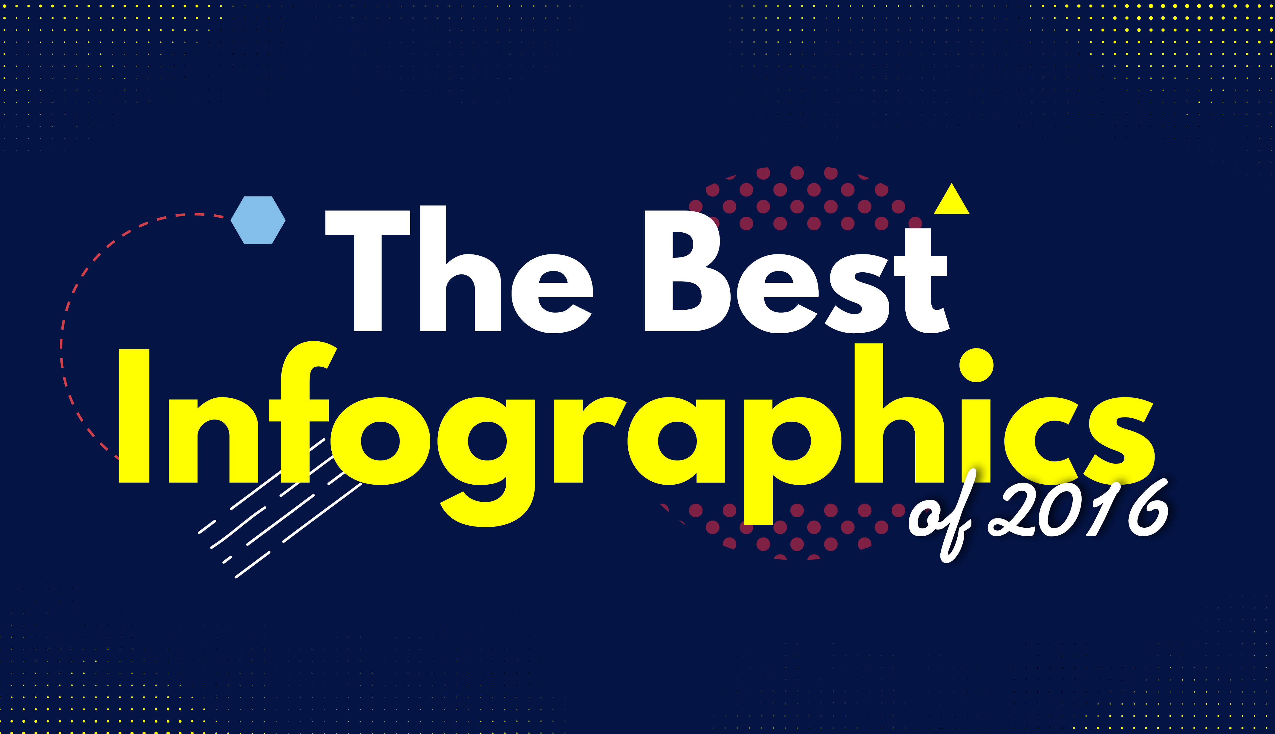 The Best Infographics of 2016 (And What You Can Learn From Them)