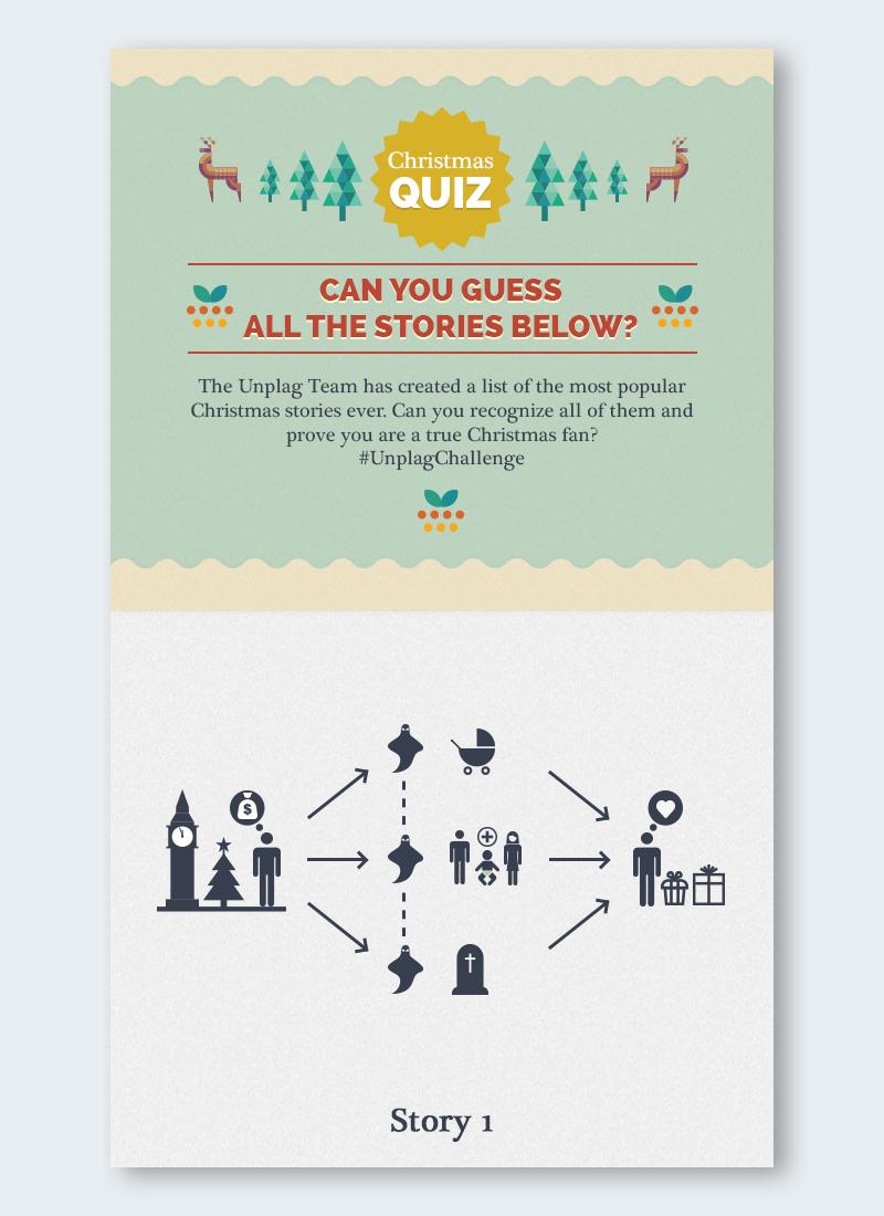 infographic quiz game