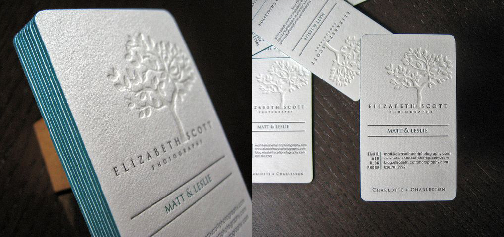 Business Card Design: 60 Eye-Catching Business Card ...