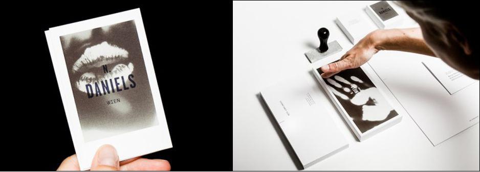 heat sensitive business cards