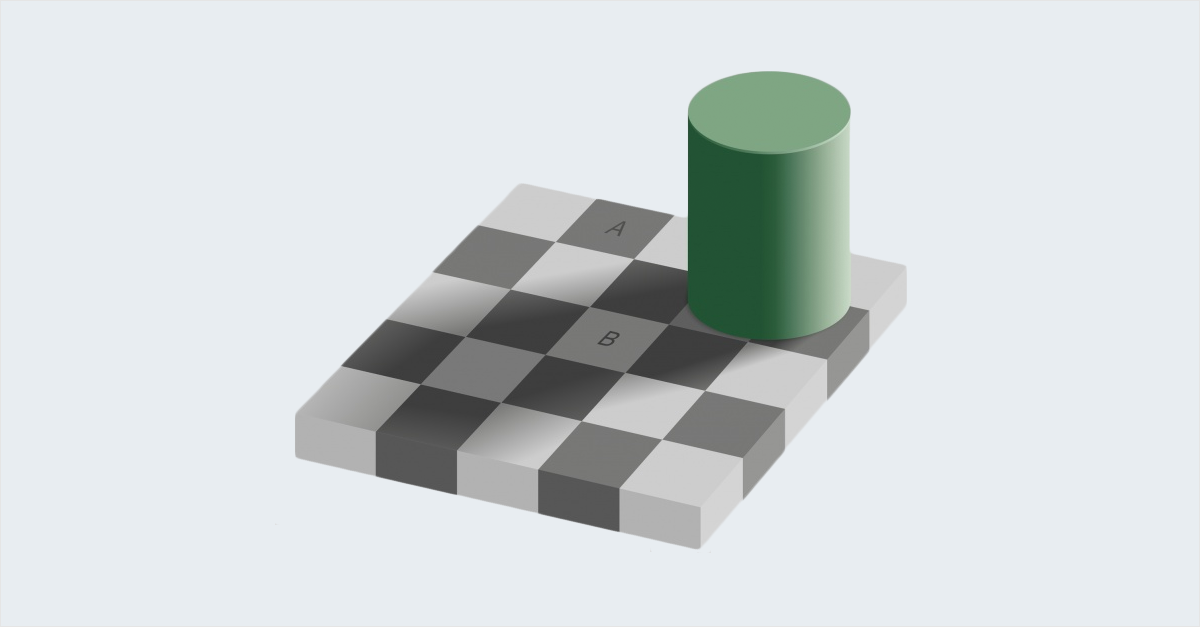 Checker-shadow-illusion