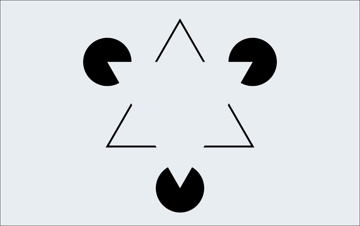 Kanizsas-Triangle