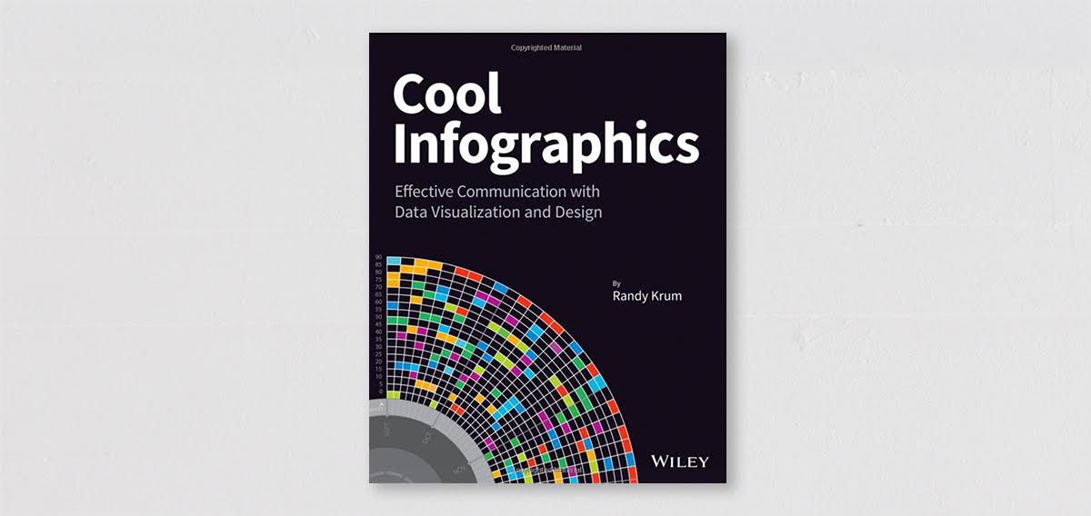 cool infographics book randy krum