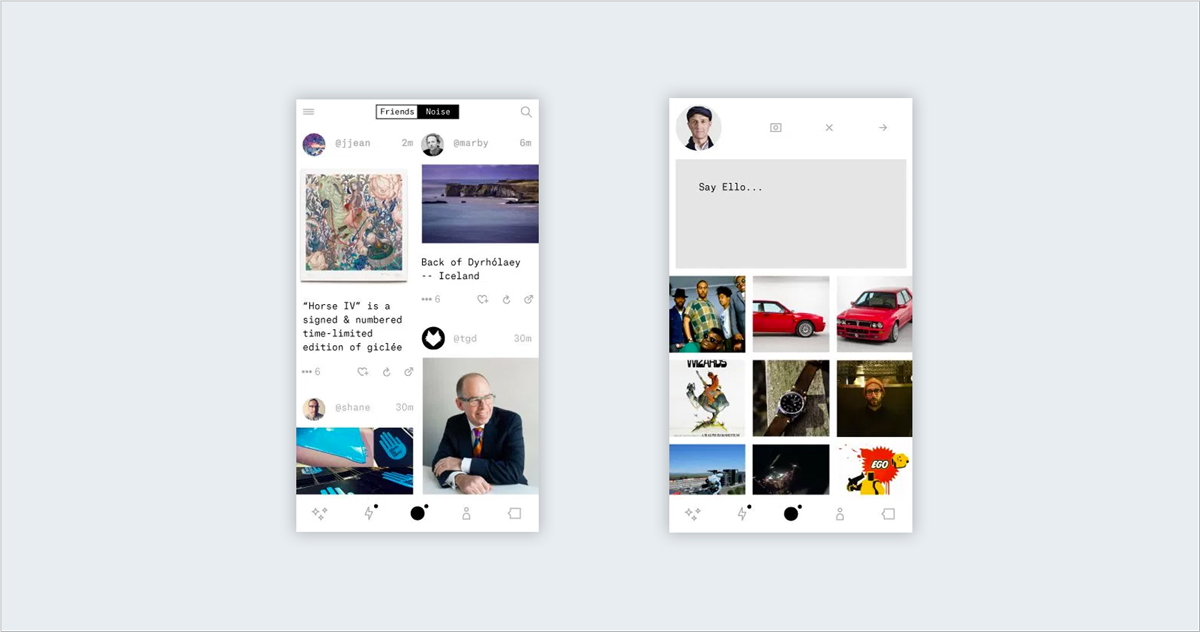 Ello 10 Niche Social Networks Perfect for Sharing Visual Content