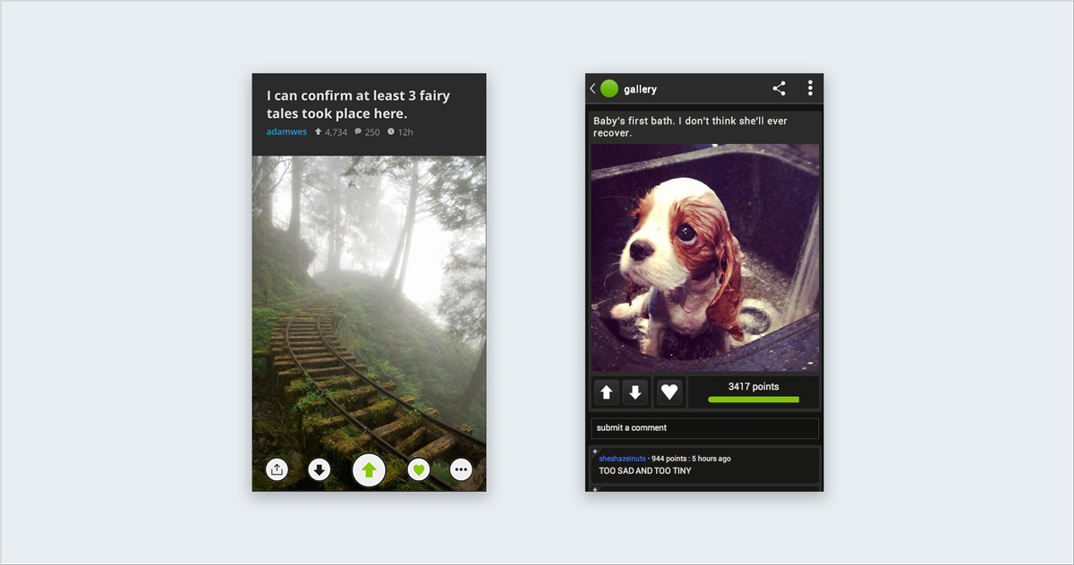 Imgur 10 Niche Social Networks Perfect for Sharing Visual Content