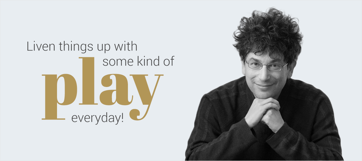 James-Altucher liven things up with some kind of play everyday