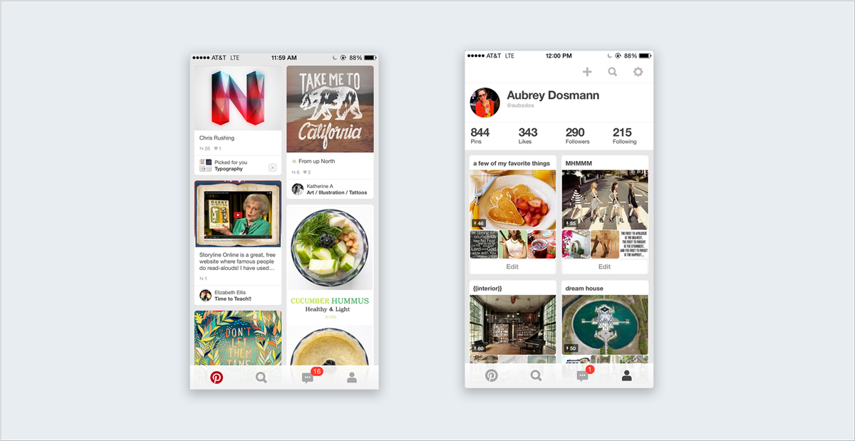 pinterest 10 Niche Social Networks Perfect for Sharing Visual Content