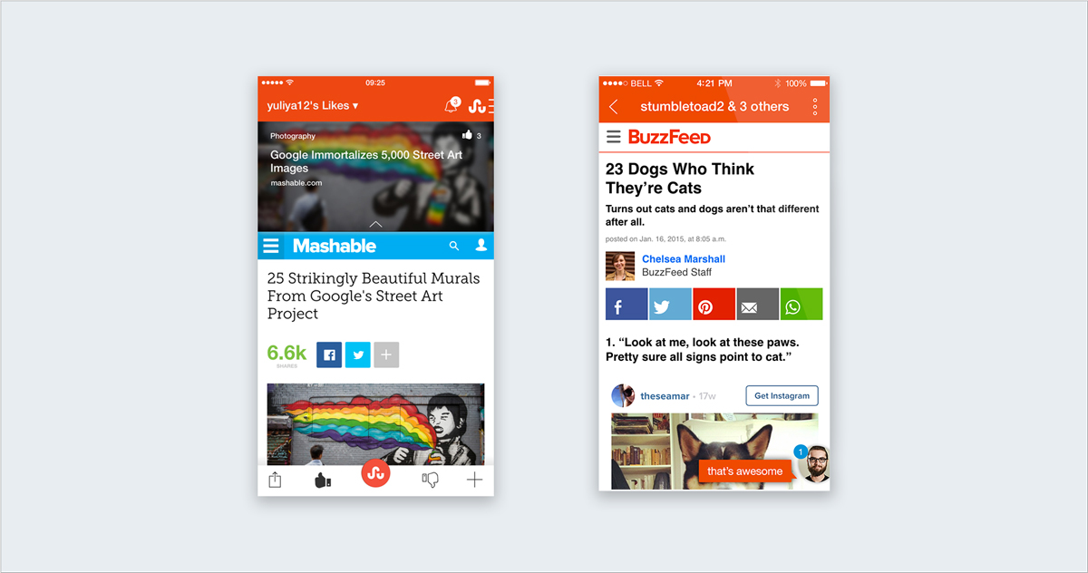 stumbleupon 10 Niche Social Networks Perfect for Sharing Visual Content