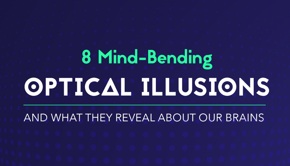 mind-bending optical illusions and what they reveal about our brains