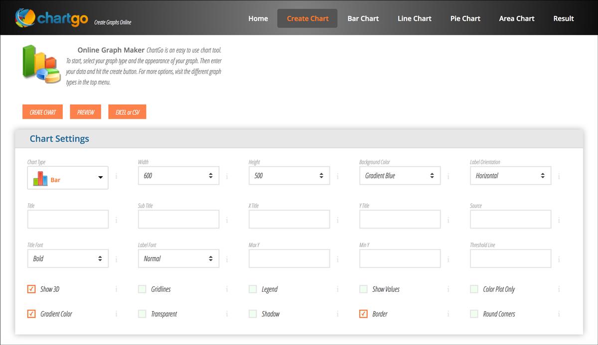 free design resources-Free-Design-Tools-Chartgo