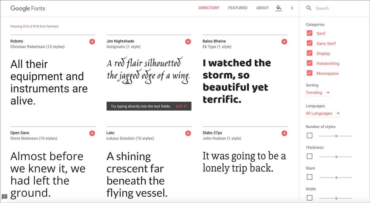 free design resources-Free-Fonts-Google-Fonts