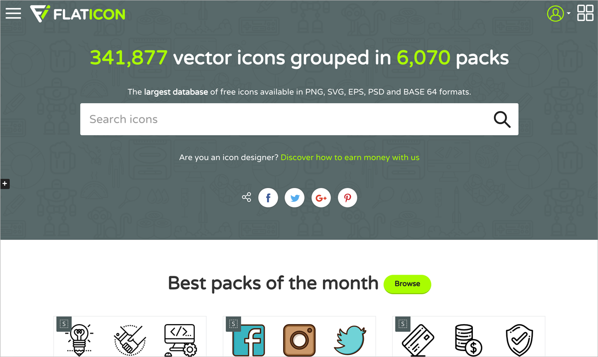 free design resources-Icons-Flat-Icon