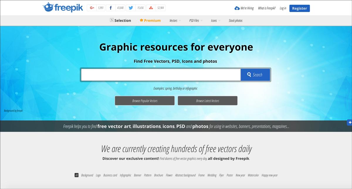 free design resources-Icons-Freepik