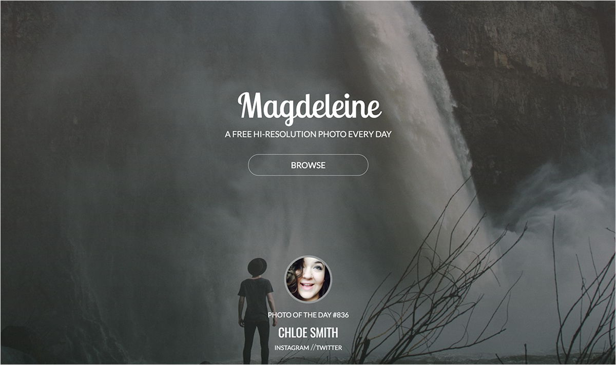 free design resources-free-images-Magdeleine