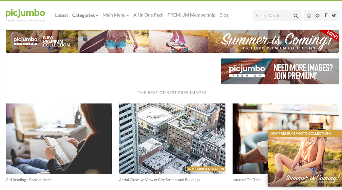 free design resources-free-images-PicJumbo
