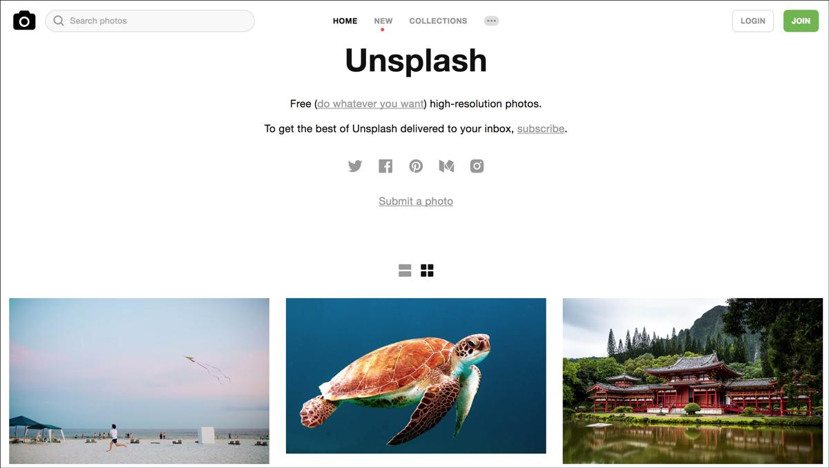 free design resources-free-images-Unsplash