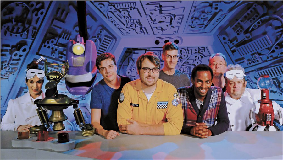 Bring-Back-Mystery-Science-Theatre-3000 most successful kickstarter campaigns