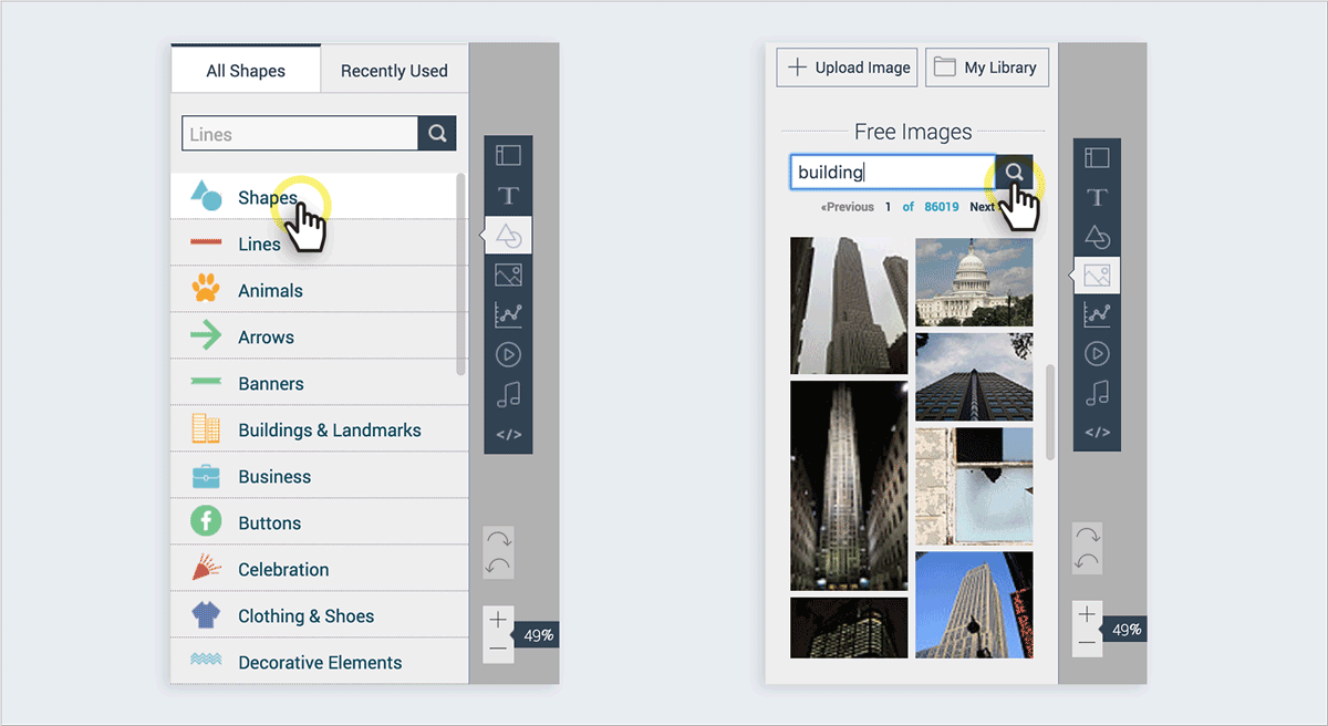 Bunkr-alternative-A-Free-Tool-for-Presenting-Web-Content Built-in-graphic-assets