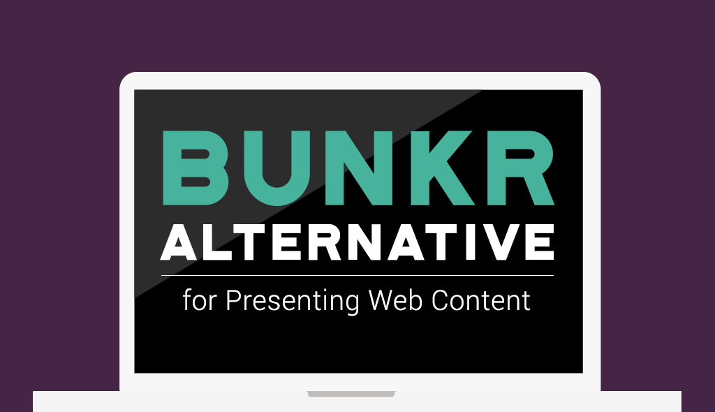 Visme: The Bunkr Alternative for Presenting Web Content