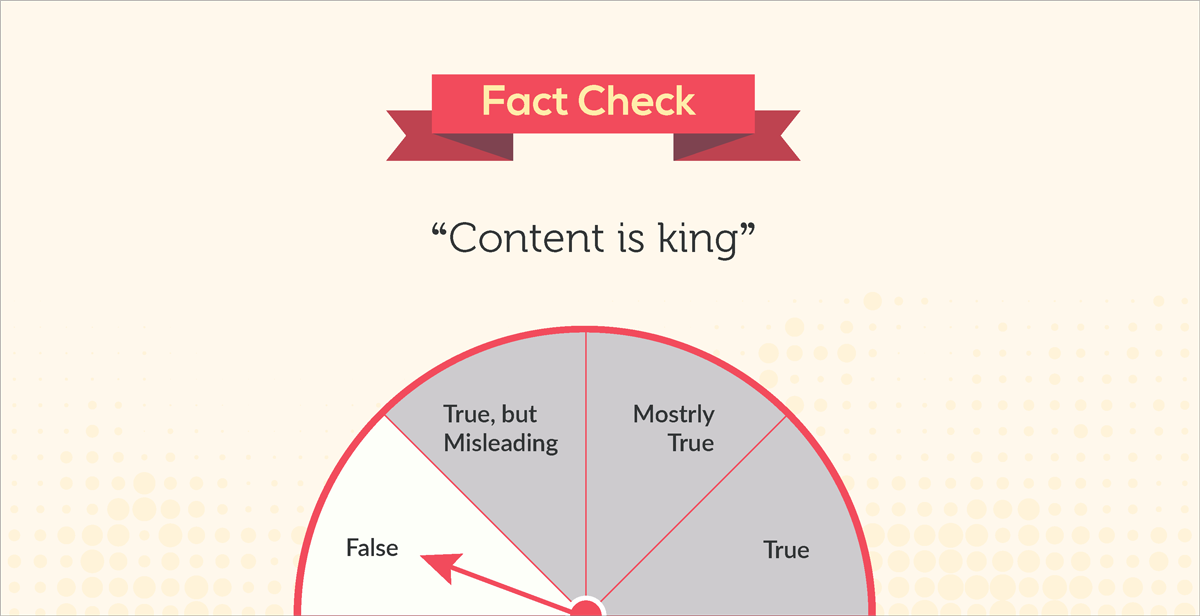 "debunked 10 common myths about our visual brain ""content is king"""