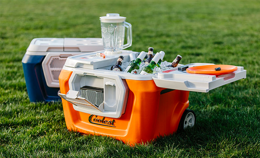 Coolest-Cooler most successful kickstarter campaigns