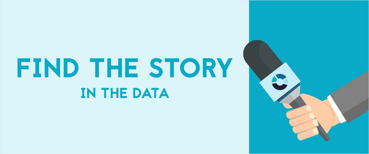 Find-the-Story in the data