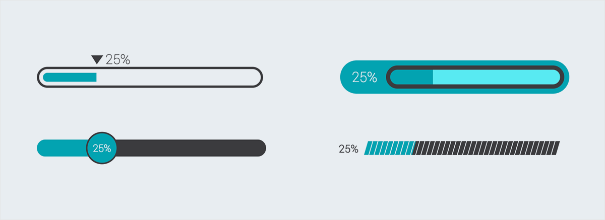 visual statistics data widgets visme