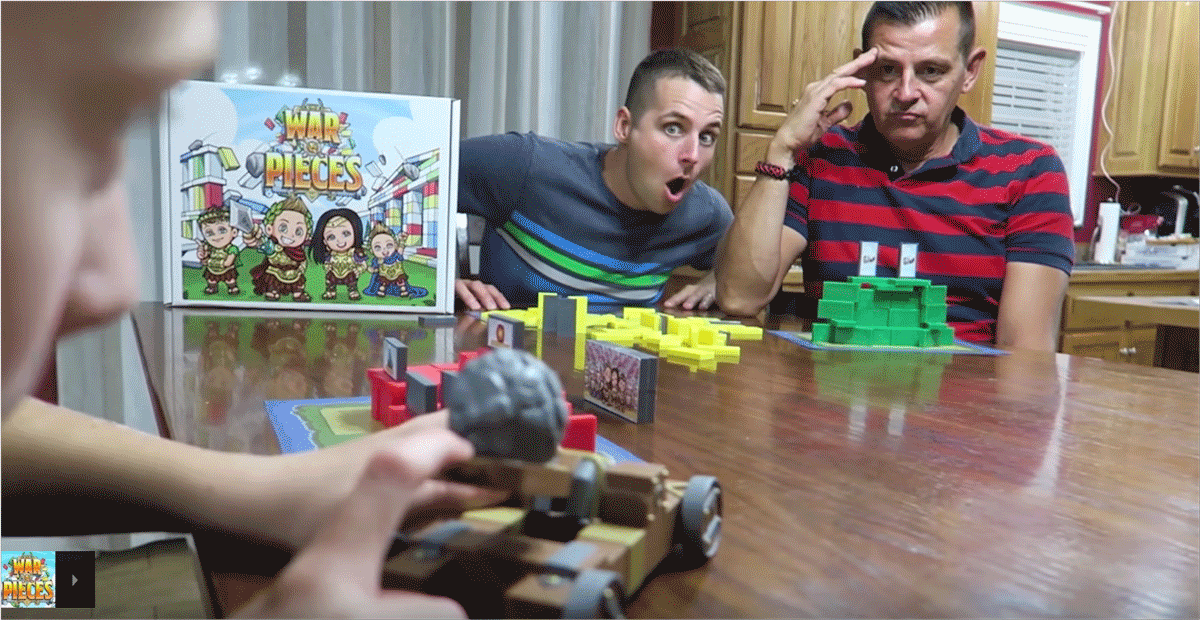 War-and-Pieces-2 most successful kickstarter campaigns