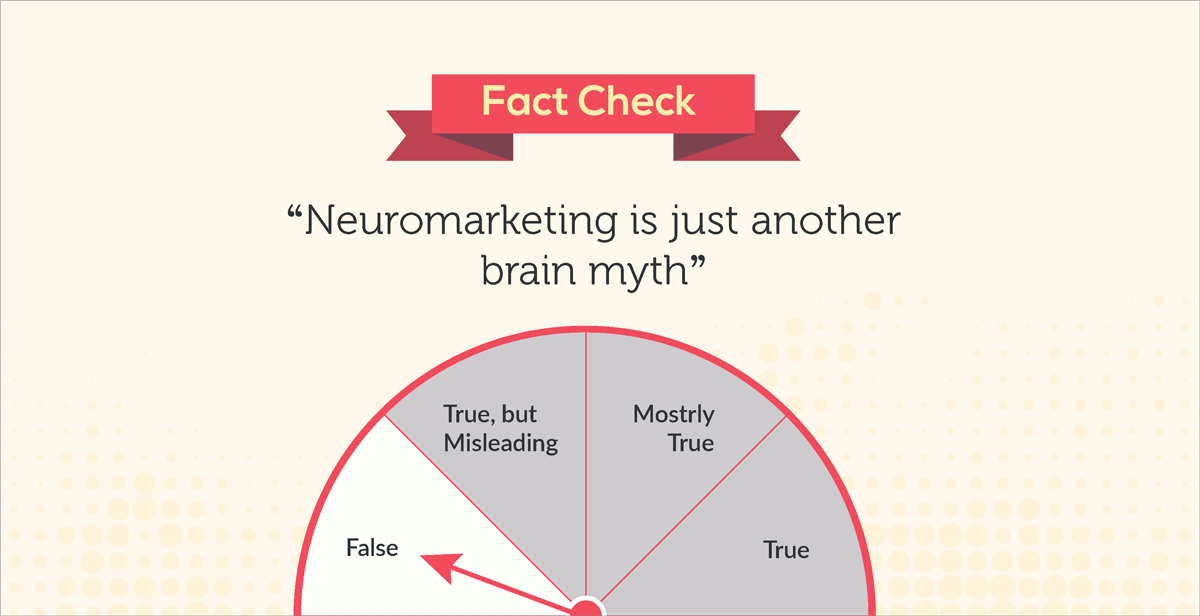 "debunked 10 common myths about our visual brain ""Neuromarketing is just another brain myth"""