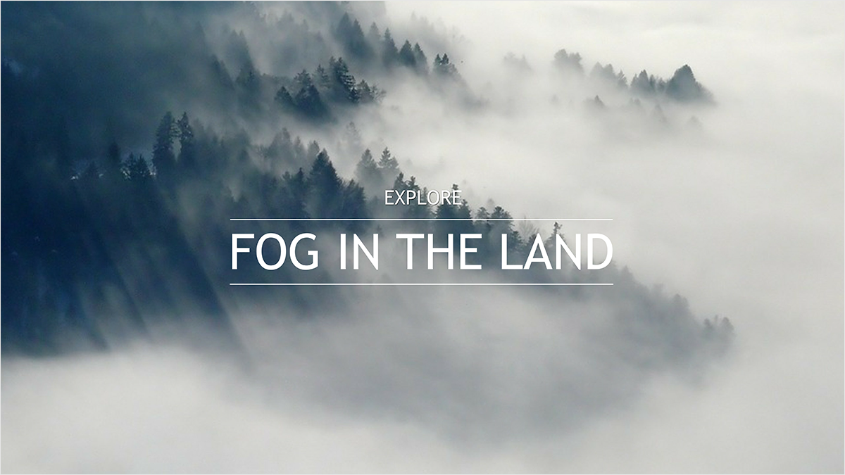 Fog-youtube-banner-template-channel-art-land-landscape-tree-forest-view-dream