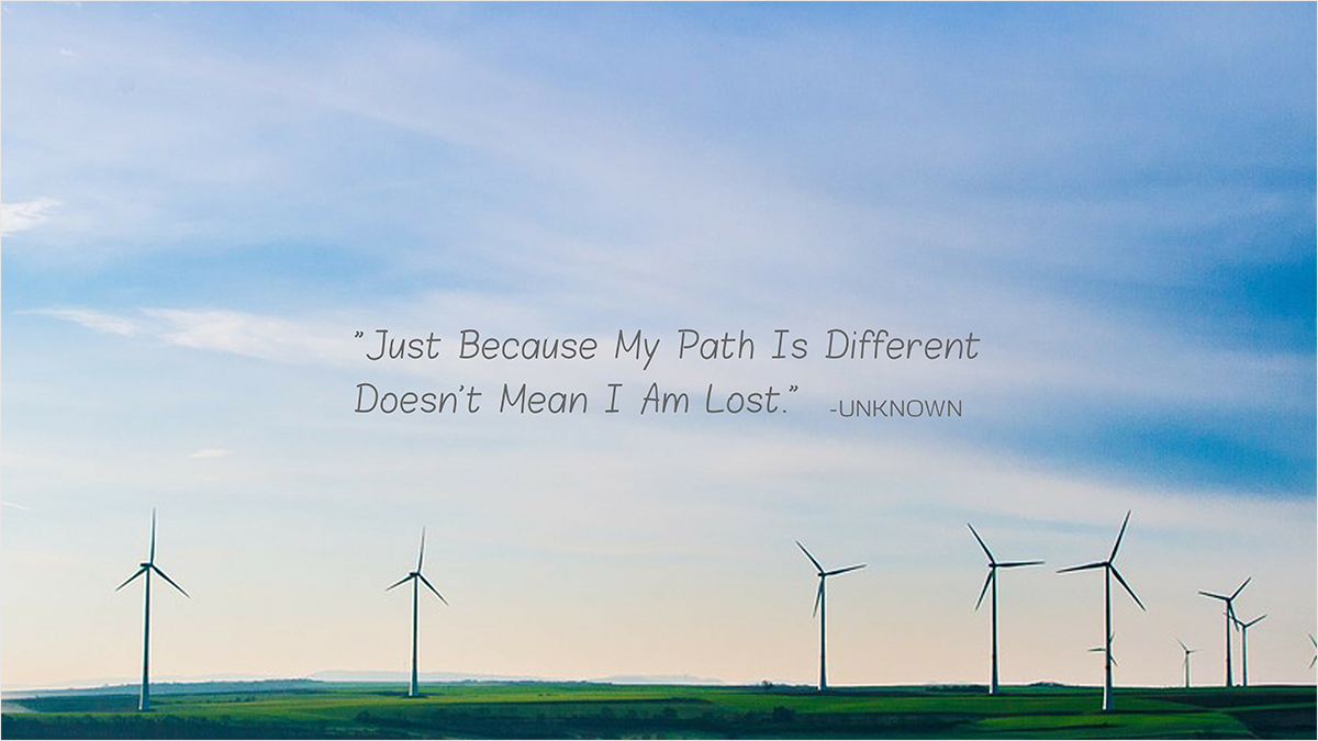 Path-Is-Different-youtube-banner-template-channel-art-quote-inspirational