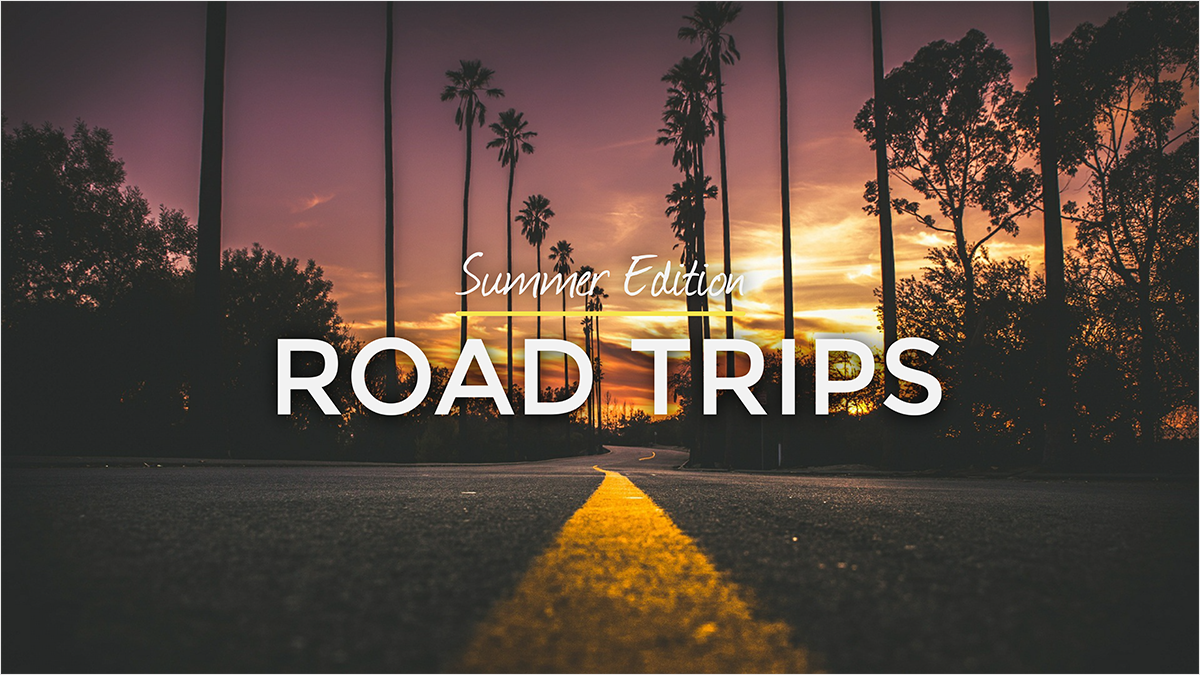 Road-trip-youtube-banner-template-channel-art-travel-blog-photo-sunset