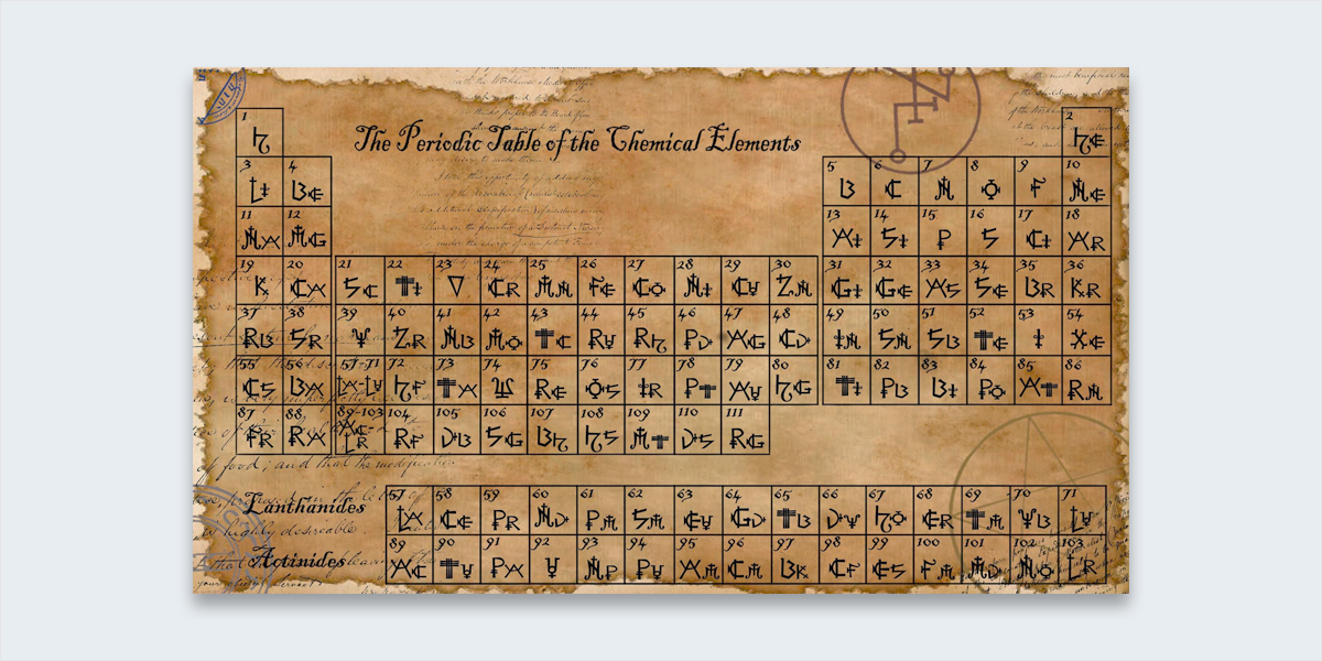 The-12-Most-Influential-Infographics-of-All-Time-Dmitri-Mendeleev-Periodic-Table