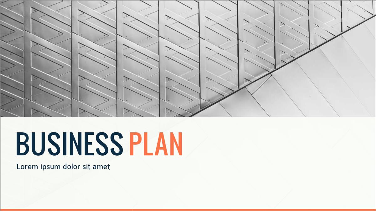 Business-Plan-Presentation-Template presentation theme