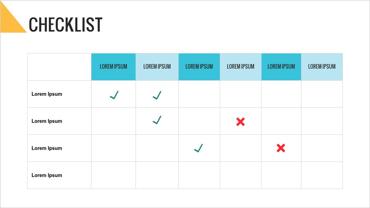 Company-Meeting-Presentation-Template-Checklist presentation theme