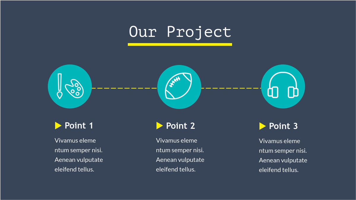 project presentation ideas
