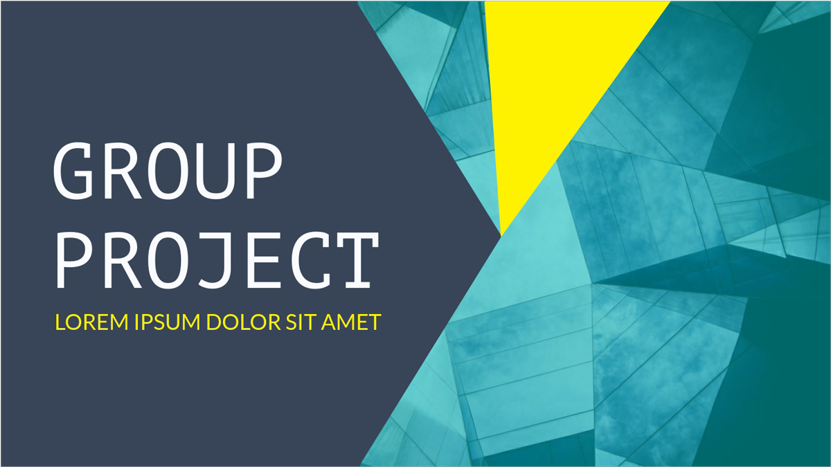 Group-Project-Presentation-Template presentation theme
