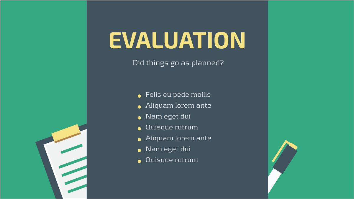 Lesson-Plan-Presentation-Template-Evaluation presentation theme