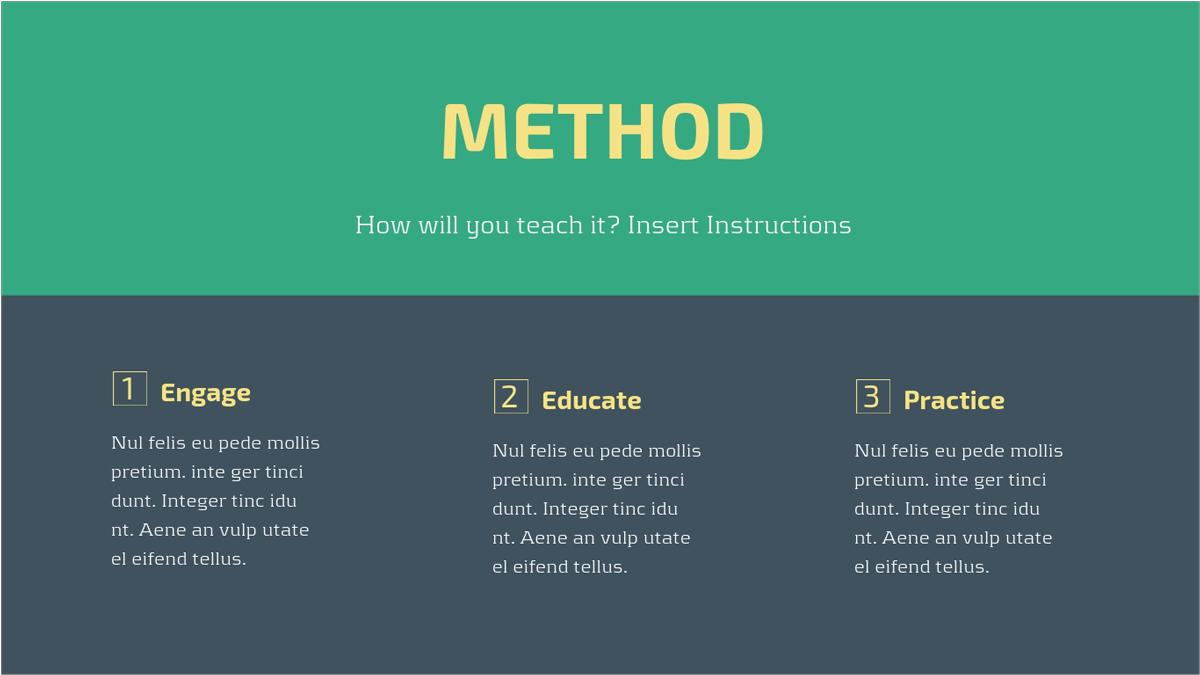 Lesson-Plan-Presentation-Template-Method presentation theme
